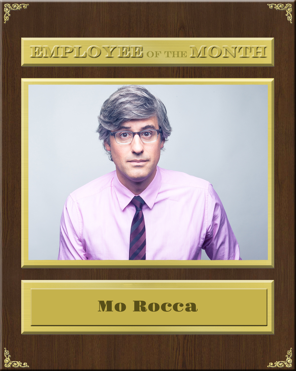 MO ROCCA On EMPLOYEE Of The MONTH EMPLOYEE Of The MONTH On Acast ...
