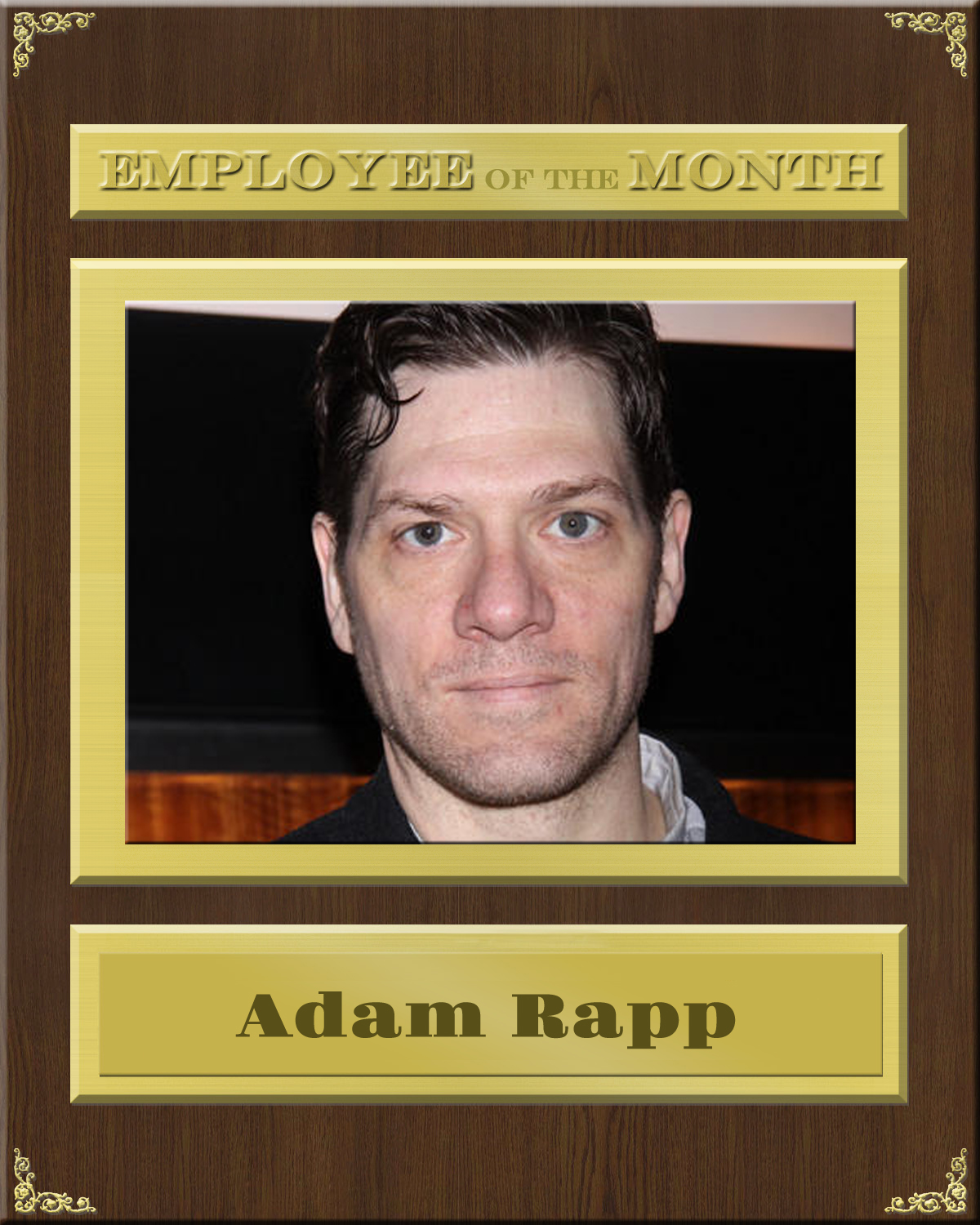 adam rapp on employee of the month employee of the month on acast
